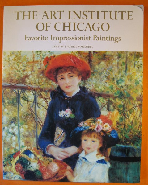 Image for Art Institute of Chicago: Favorite Impressionist Paintings