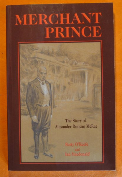 Image for Merchant Prince: The Story of Alexander Ducan McRae