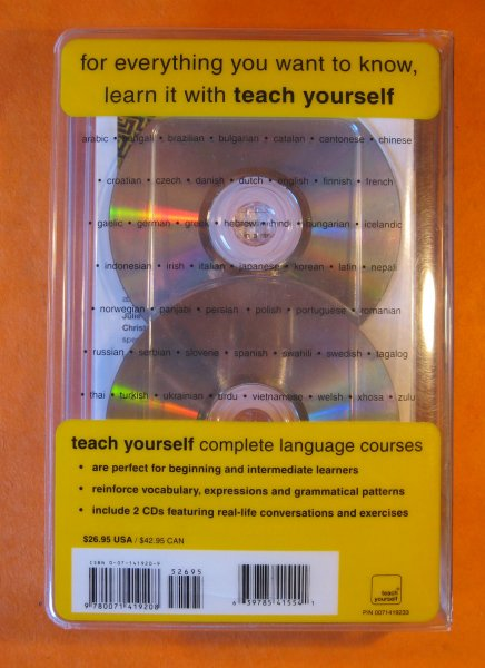 Image for Teach Yourself Welsh Complete Course Audiopackage: Book & Two CD Set