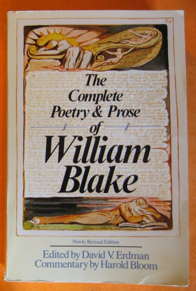 Image for The Complete Poetry and Prose of William Blake