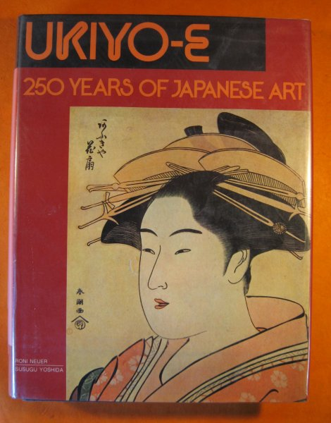 Image for Ukiyo-E: 250 Years of Japanese Art