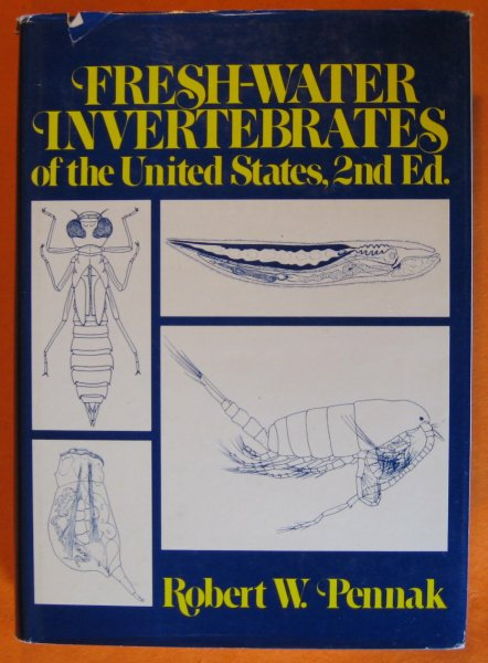 Image for Fresh-Water Invertebrates of the United States: Second Edition