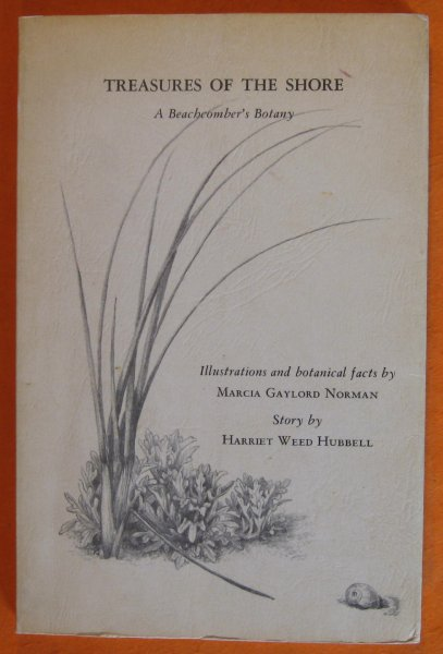 Image for Treasures of the Shore; a Beachcomber's Botany