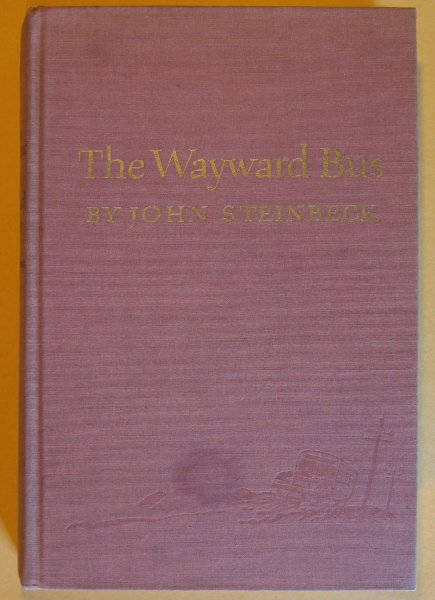 Image for Wayward Bus, the