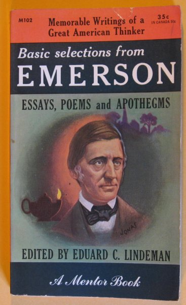 Image for Basic Selections from Emerson