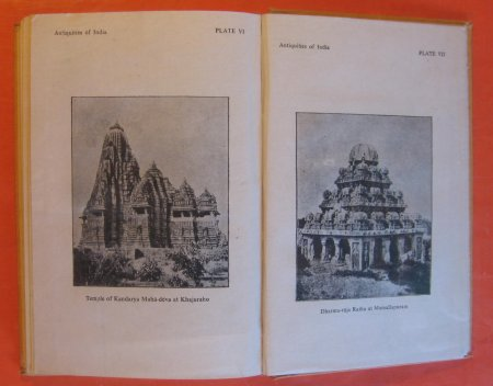 Image for Antiquities of India:  An Account on the History and Culture of Ancient Hindustan By Dr. L.D. Barnett, with Numerous Illustrations and a Map