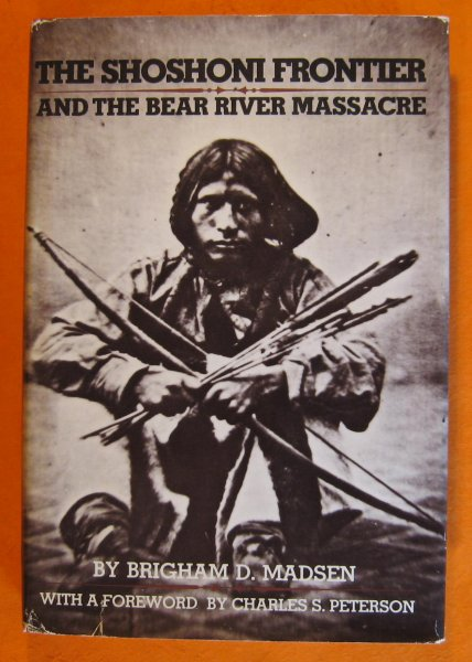 Image for Shoshoni Frontier and the Bear River Massacre, The