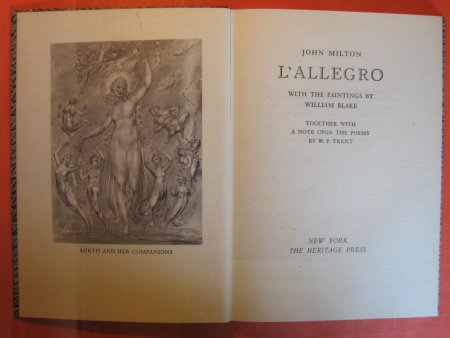 Image for L'Allegro / Il Penseroso