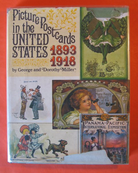 Image for Picture Postcards in the United States, 1893-1918