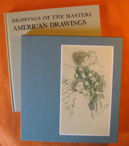 Image for Drawings of the Masters: American Drawings
