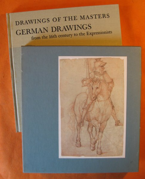 Image for Drawings of the Masters: German Drawings from the 16th Century to the Expressionists