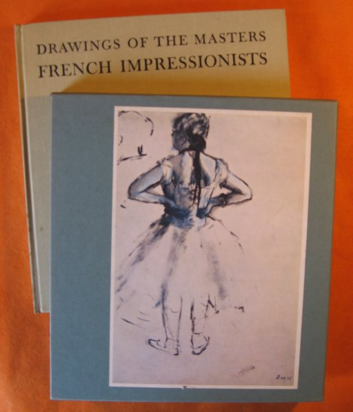 Image for Drawings of the Masters:  French Impressionists, A selection of drawings of the French 19th Century