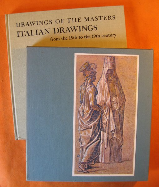 Image for Drawings of the Masters:  Italian Drawings from the 15th to the 19th Century