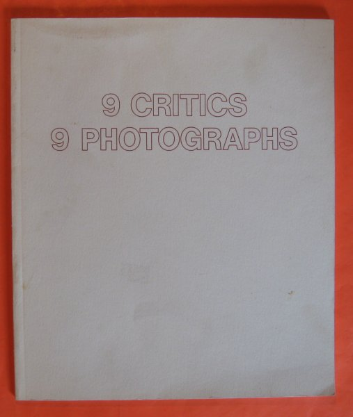Image for 9 Critics, 9 Photographs / Untitled 23