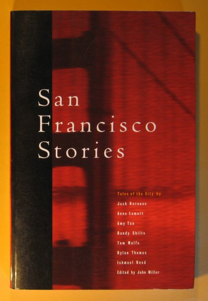 Image for San Francisco Stories: Great Writers on the City