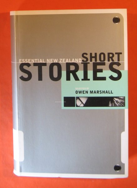 Image for Essential New Zealand Short Stories