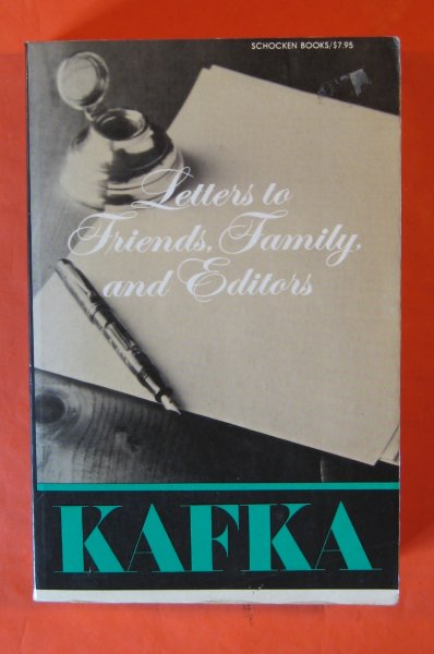 Image for Letters to Friends, Family and Editors