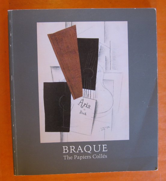 Image for Braque:  The Papiers Colles