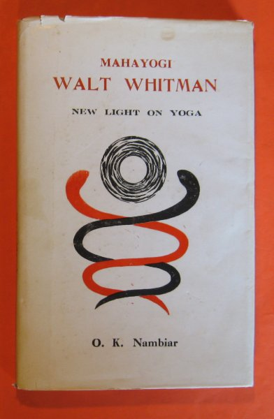 Image for Maha Yogi Walt Whitman New Light on Yoga
