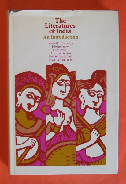 Image for Literatures of India: An Introduction