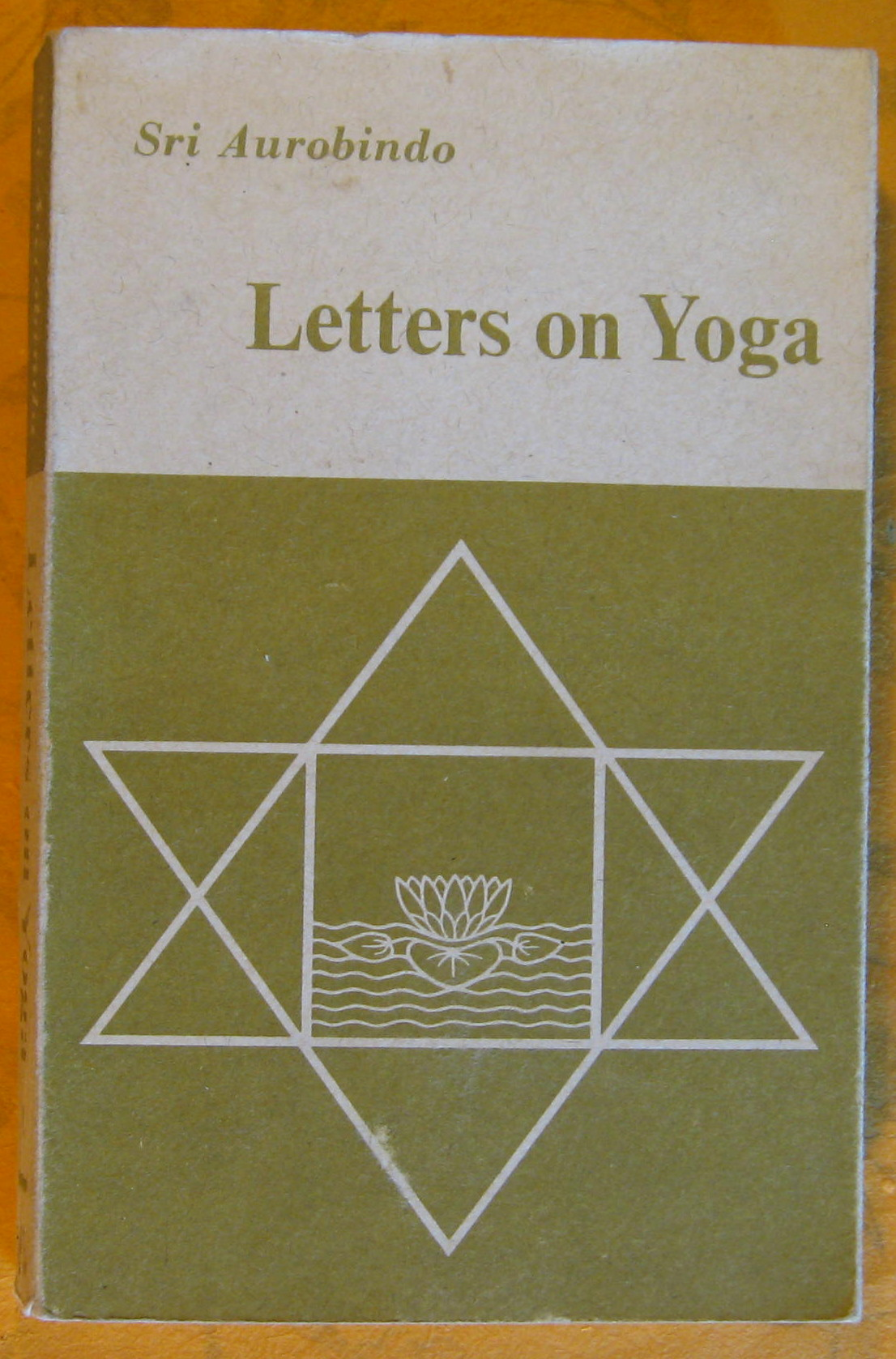 Image for Letters on Yoga Part One