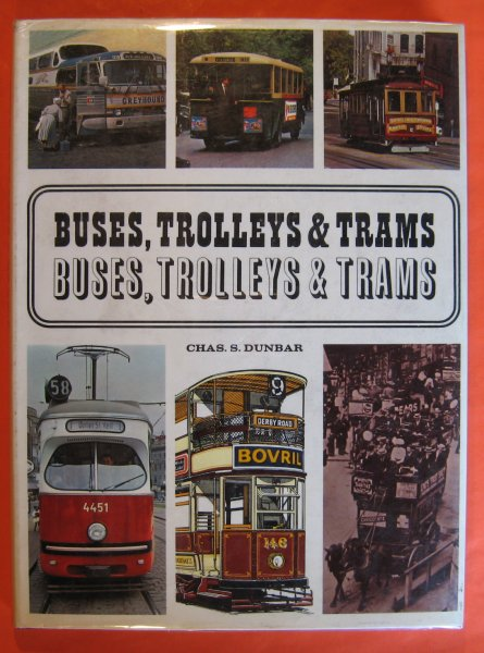 Image for Buses, Trolleys & Trams
