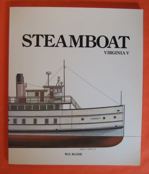 Image for Steamboat: Virginia V