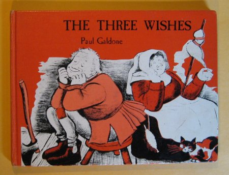 Image for The Three Wishes