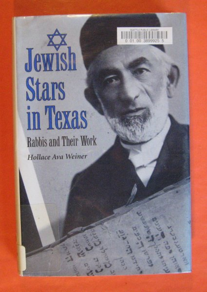 Image for Jewish Stars in Texas : Rabbis and Their Work