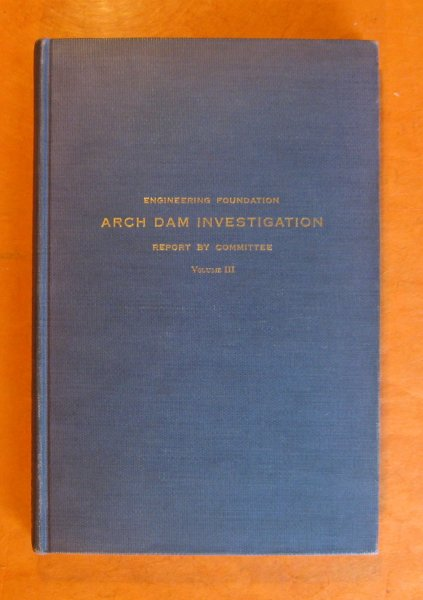 Image for Arch Dam Investigation
