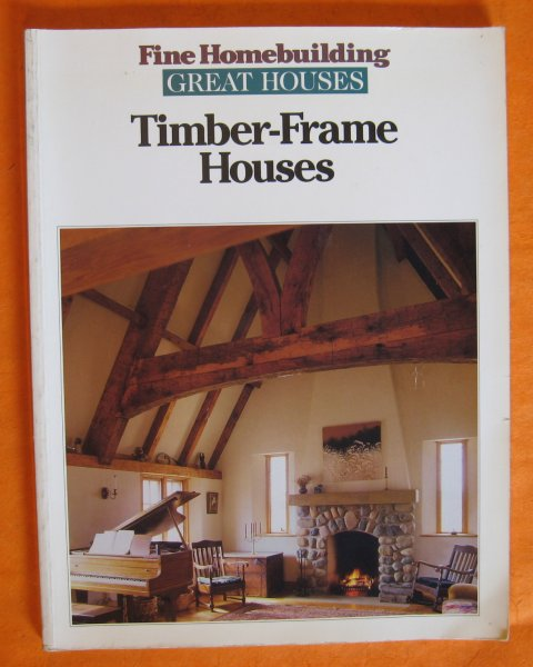Image for Timber-Frame Houses (Great Houses)