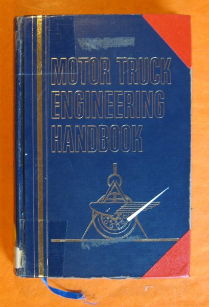 Image for Blank Journal (Motor Truck Engineering Handbook)