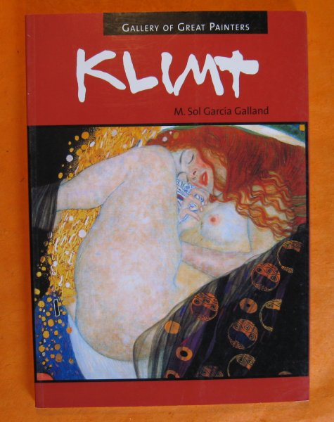 Image for Klimt [gallery of Great painters]