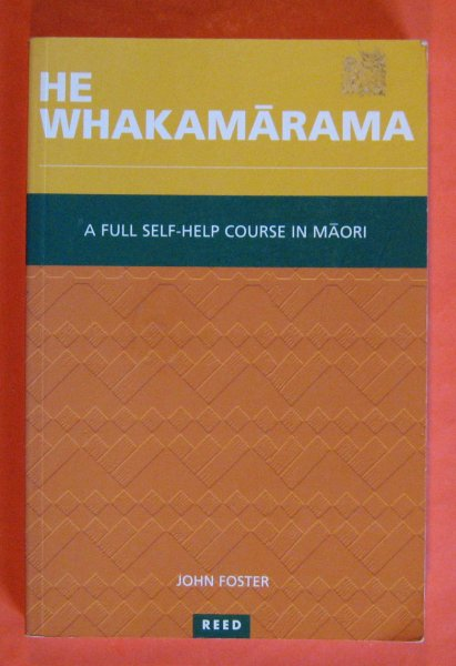 Image for He Whakamarama:  A Full Self-Help Course in Maori