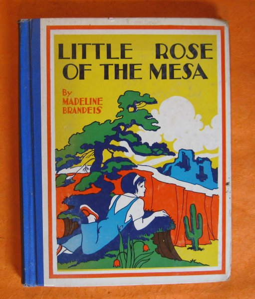 Image for Little Rose of the Mesa (The Children of America Stories)