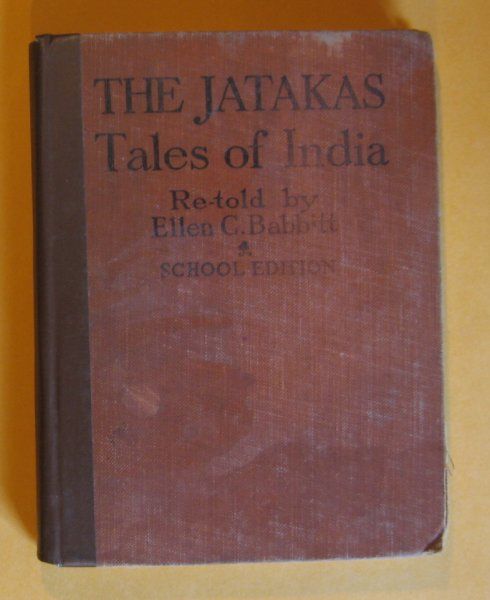 Image for The Jatakas Tales of India