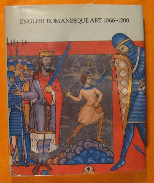Image for English Romanesque Art, 1066-1200