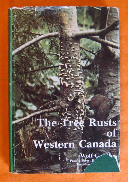 Image for The Tree Rusts of Western Canada