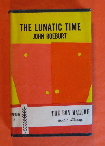 Image for Lunatic Time, The
