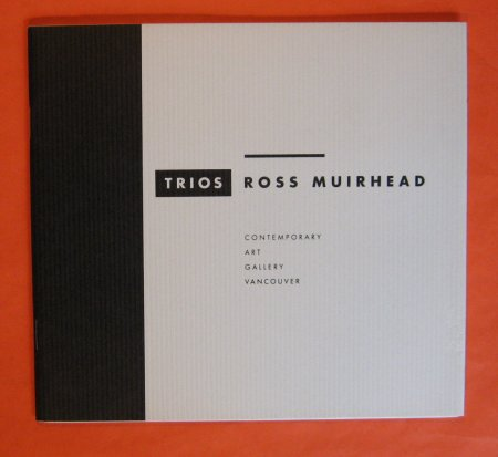 Image for Trios: Ross Muirhead