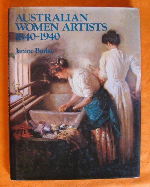 Image for Australian Women Artists, 1840-1940
