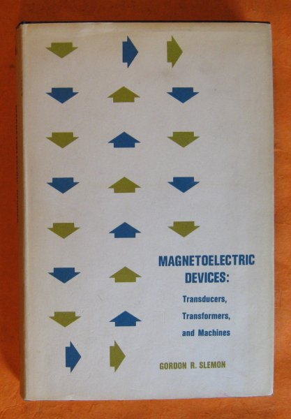 Image for Magnetoelectric Devices:  Transducers, Transformers, and Machines
