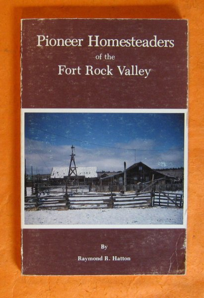 Image for Pioneer homesteaders of the Fort Rock Valley