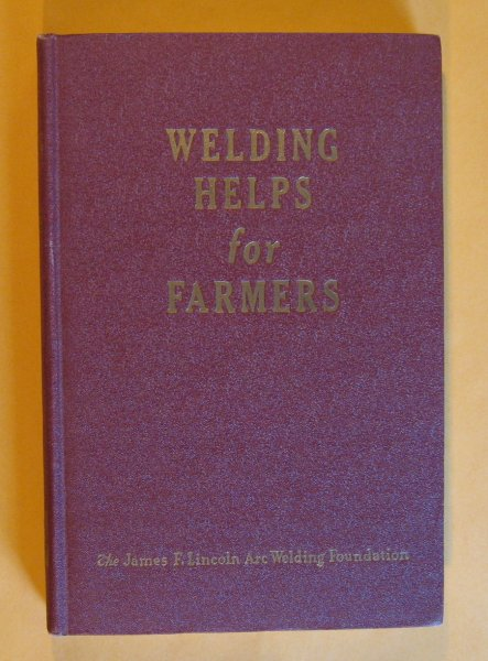 Image for Welding Helps for Farmers