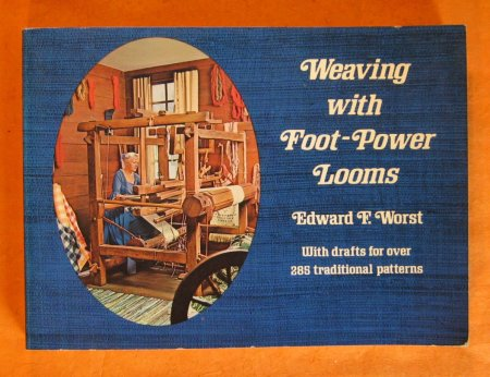Image for Weaving with Foot-Power Looms
