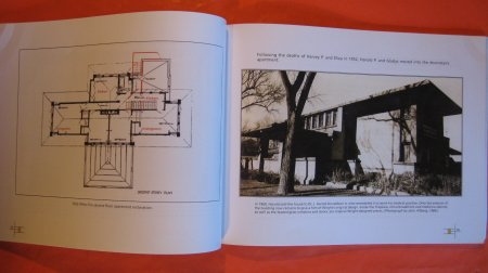 Image for The Sutton House McCook Nebraska:   Architect Frank Lloyd Wright