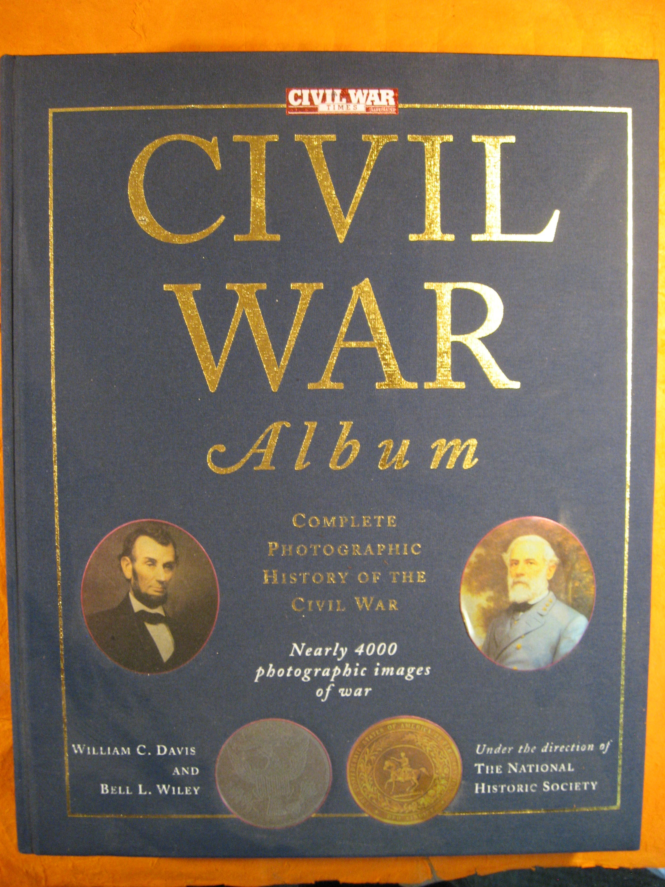 Image for Civil War Album Complete Photographic History of the Civil War