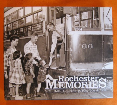 Image for Rochester Memories Volume II:  The 1940s, '50s & '60s