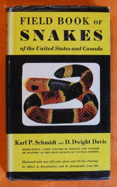 Image for Field Book of Snakes of the United States and Canada