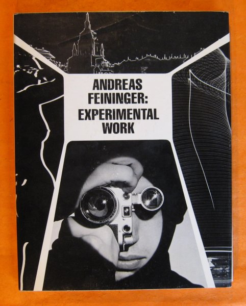 Image for Andreas Feininger,: Experimental Work
